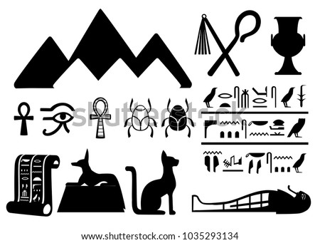 Free Ancient Egypt Vector Download Free Vector Art Stock Graphics