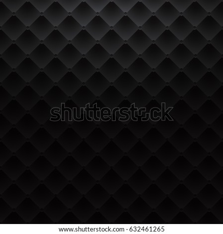 black square luxury pattern