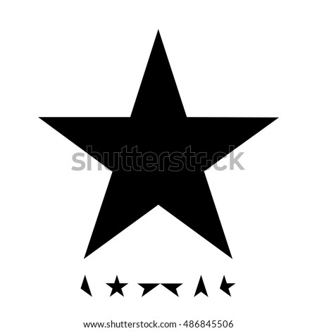 black star is the twenty fifth