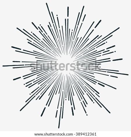 stock-vector-black-sunburst-vector-hipster-sunburst-shine-design-eps-vintage-black-radial-art-retro-hand