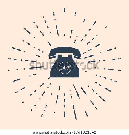 black telephone 24 hours