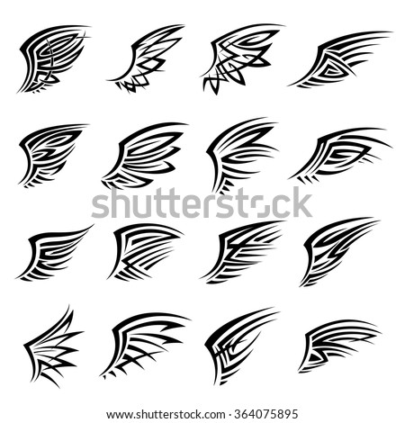 black tribal tattoo designs