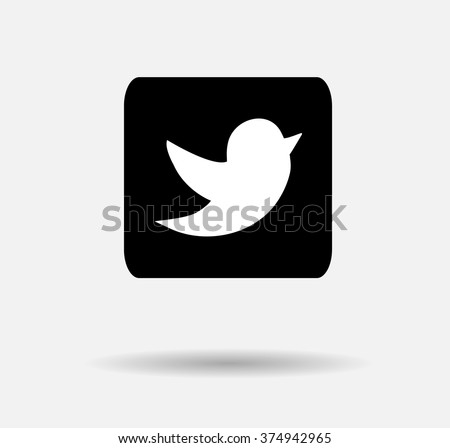 twitter bird download free vector art stock graphics images