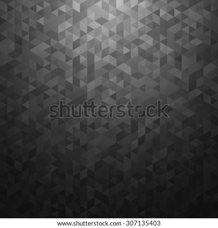 black vector abstract