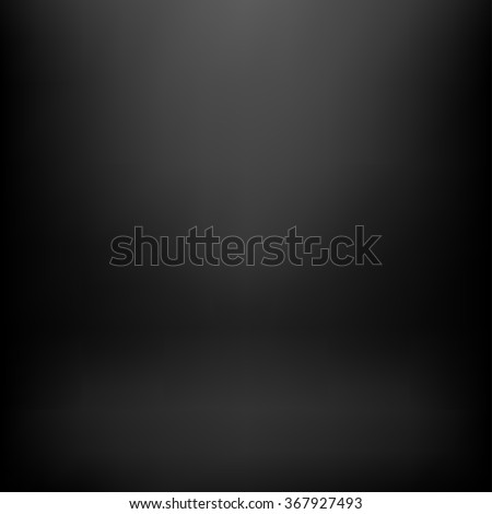 black vector background