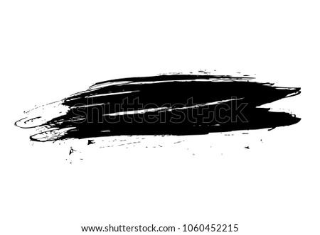 black vector grunge background #1060452215