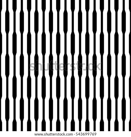 black vertical lines on white