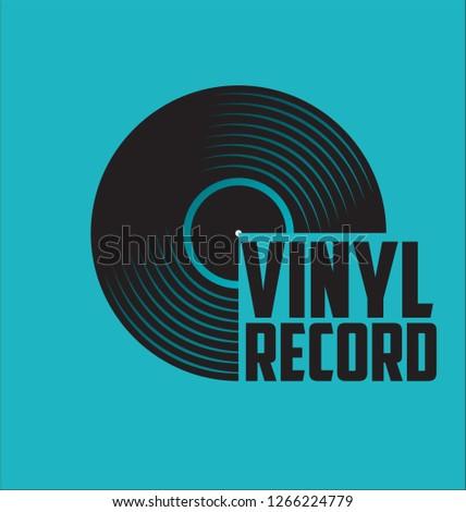 black vinyl record store day