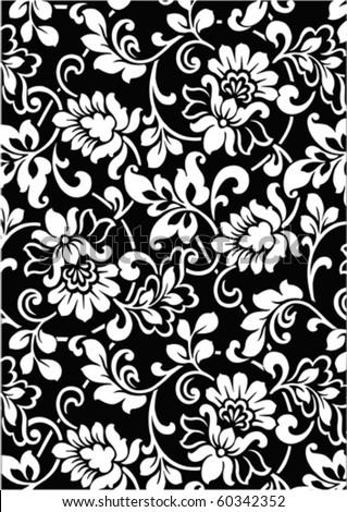 blackampwhite wallpaper vector design for background