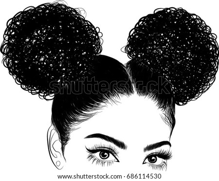 Free Vector Women Hairstyles Download Free Vector Art Stock