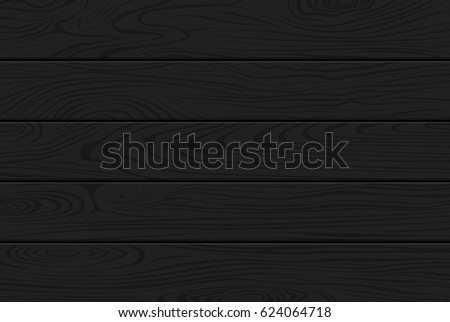 black wood texture natural
