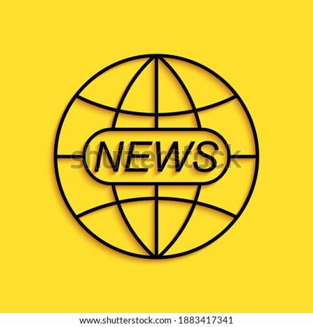 black world and global news