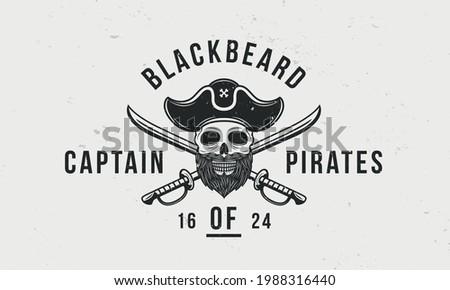 blackbeard pirate captain
