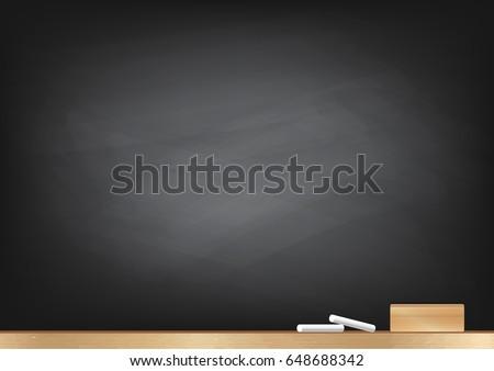 blackboard background  chalk...