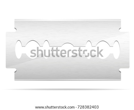 blade for razer stock vector