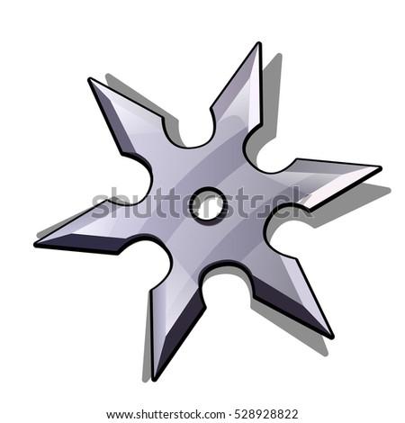 blade star ninja shuriken
