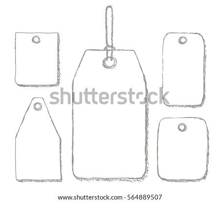 vector images illustrations and cliparts blank labels template