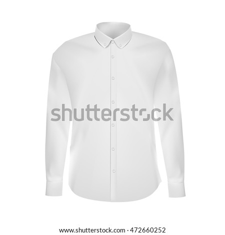 Blank t-shirts template #472660252