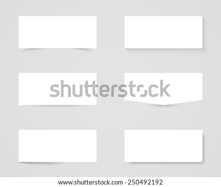 simple infographic text boxes download free vector art stock