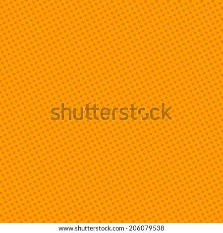 blank text   orange dot for