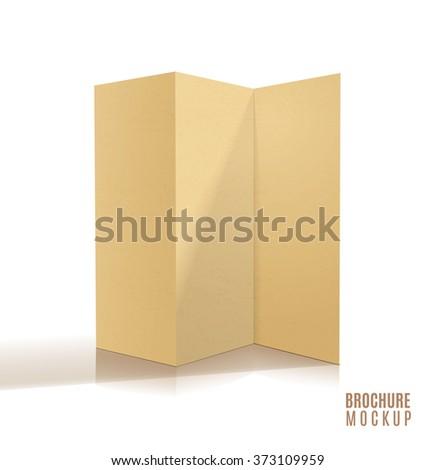 Blank Tri Fold Brochure Template Burris Blank TriFold Brochure – Blank Tri Fold Brochure Template