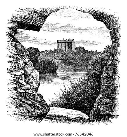 blarney castle  blarney  cork