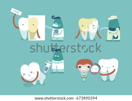 bleaching and yellow tooth