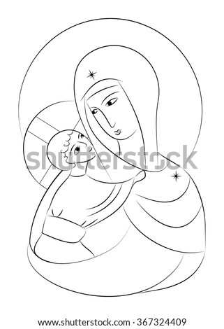 blessed virgin mary madonna