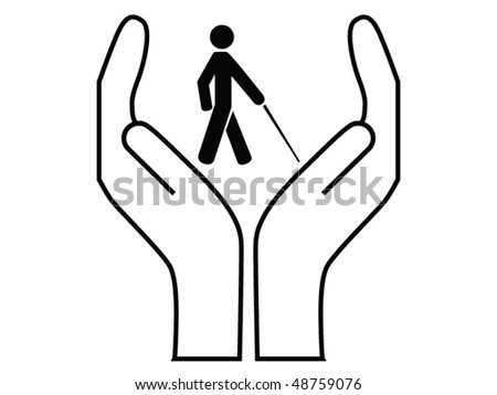 blind care vector