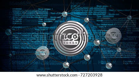 blockchain technology  ico