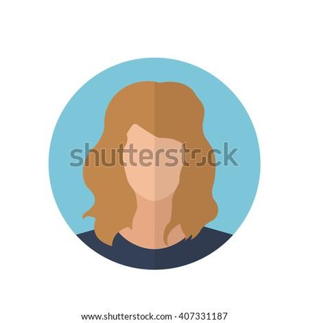 blonde icon