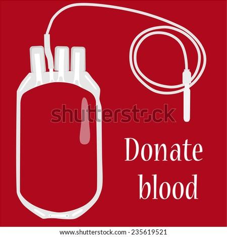 blood bag  blood donation