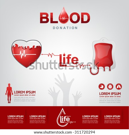 Blood donation vector free vector art at vecteezy blood donation vector concept hospital to begin new life again thecheapjerseys Gallery
