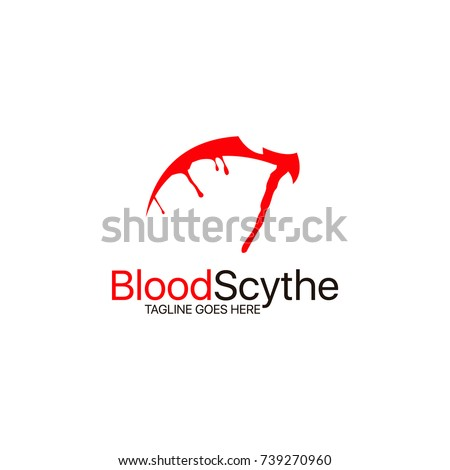 blood scythe logo