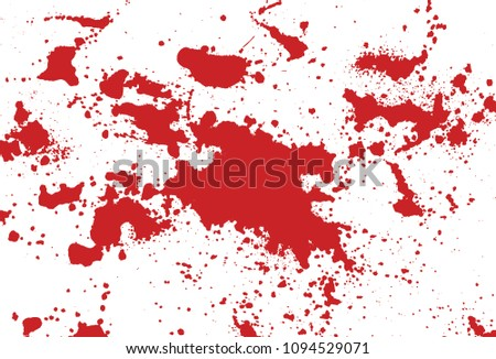 blood smears and sneeze