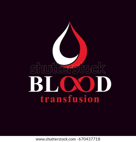 blood transfusion inscription