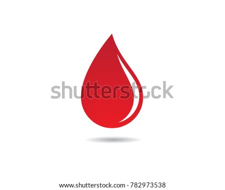blood vector icon