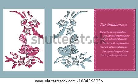 stock-vector-blossom-cherry-branch-sakura-bird-on-the-blossom-cherry-branch-graphic-vector-decorative