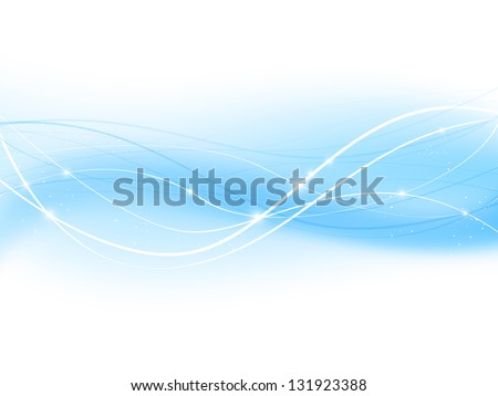 blue abstract background for