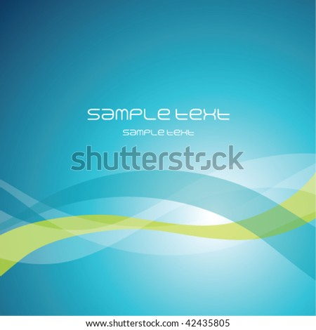 Blue abstract background texture - trendy business template with copy space Contemporary texture
