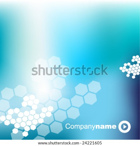 Blue abstract background texture - trendy business website  template with copy space Contemporary texture