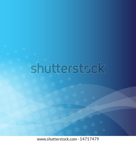 Blue abstract background - trendy business website  template with copy space Contemporary texture