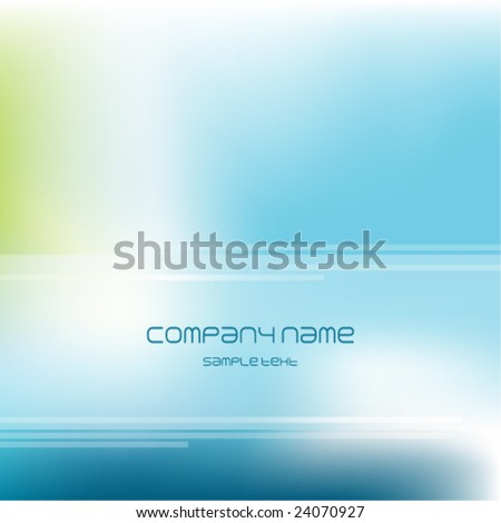 Blue abstract  background - trendy business website  template with copy space Nice artistic contemporary texture