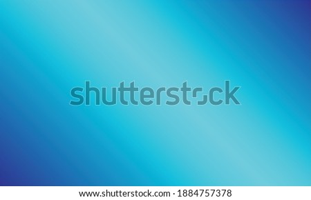 blue abstract blurred background,gradien. The beauty Blues sky gradien. Soft gradien color background template Stock fotó ©