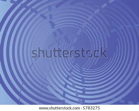 blue abstract circles,vector
