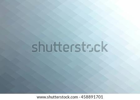 blue abstract geometric