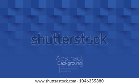 Blue abstract texture. Vector background can be used in cover design, book design, poster, cd cover, website backgrounds or advertising. #1046355880