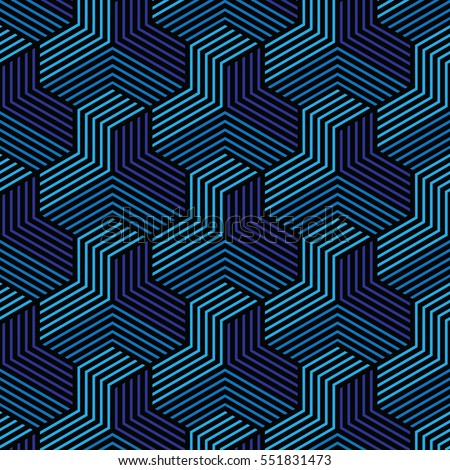 blue and black pattern,background line geometric,modern stylish texture,vector