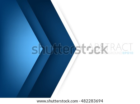 stock-vector-blue-angle-arrow-overlap-vector-background-on-white-space-for-text-and-message-artwork-design