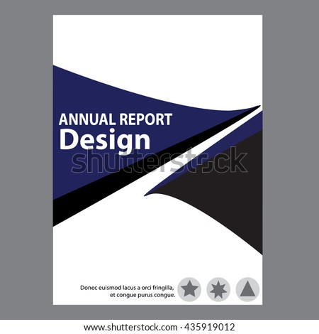 Shutterstock Mobile RoyaltyFree Subscription Photography – Annual Report Cover Page Template